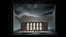 The Flying Dutchman - Beijin Opera